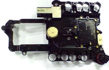 Замена платы АКПП Mercedes 9 серии (722.9)