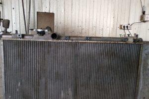 Аргонная сварка — ремонт радиатора