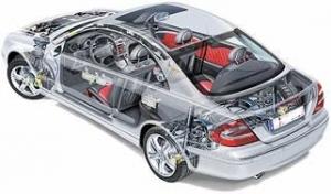 Обслуживание и ремонт Mercedes Benz