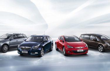Обслуживание и ремонт Opel в Красноярске