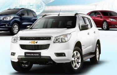 Обслуживание и ремонт Chevrolet в Красноярске