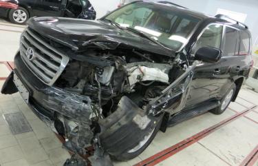Кузовной ремонт автомобилей премиум класса в Красноярске