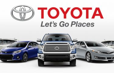 Обслуживание и ремонт Toyota в Красноярске